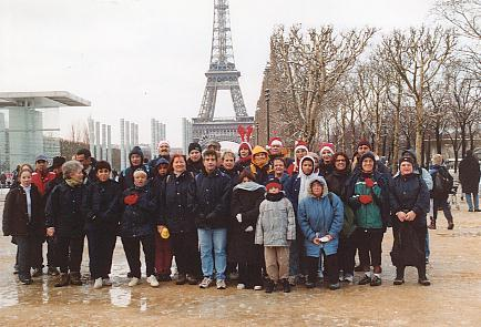 31.Rallye Paris-Tour Eiffel 2003